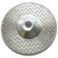 Buy cheap High Precision Diamond Cutting Blade , No Chipping Diamond Marble Cutting Blade from wholesalers