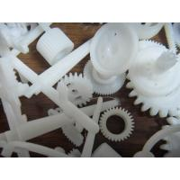 Plastic Gear Moulding Low Water Absorption Excellent Abradability For Electronics Manufactures