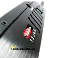 2.5w 3g 4g Cell Phone Signal Jammer Fan Cooling For Office / Secret Place