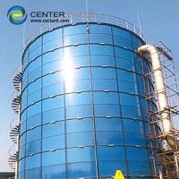 China Glass - Fused - To - Steel Bolted Steel Water Tanks For Farms & Agricultural on sale