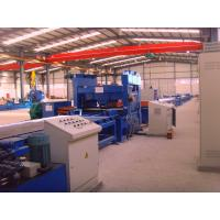 High Speed Uncoiling Leveling Cut To Length Machine / Length Cutting Machine Manufactures
