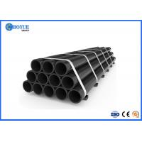 High Temperature Carbon Seamless Steel Pipe A106 GR.B API 5L Black Color Manufactures