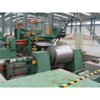 Heavy Gauge Steel Slitting Machine Ф360mm Blade Shaft Low Operating Costs Manufactures