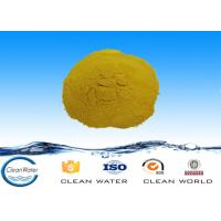 Cheap ISO Poly Aluminum Chloride 30% Al2O3 content  yellow decolorant polymer flocculant for sale
