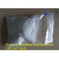 Diphenhydramine Hydrochloride Pharmaceutical Raw Materials 147-24-0 Manufactures