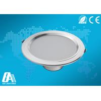 High Power 2800-3000k 90lm / W Bathroom Downlights Led Silver Color Manufactures