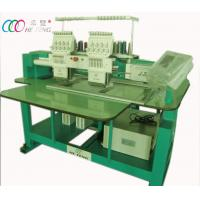 Digital Auto Ball Cap Embroidery Machine , 2 Head Multi Needle Embroidery Machine Manufactures