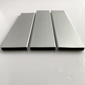 Electrophoresis 6061 T6 Anodised Aluminium Channel Powder Coating Manufactures