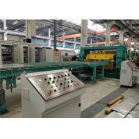 ±0.3mm Accuracy Rotary Shear Cut To Length Line Maximum Sheet Length 8000 Mm Manufactures