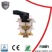 125A-1600A Manual Transfer Switch Changover Load Isolator CCC RoHS Approved Manufactures