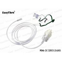 100% Latex Free Anaesthesia Products Oxygen Mask Nebulizer Or Pediatric And Adult Manufactures