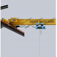 Cheap Electric Single Girder Overhead Bridge Cranes Traveling Type LDA3t-18m for sale