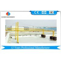 Cheap ZLP Series Painted / Aluminum Suspended Scaffolding Platform Lifting Speed 8 ~ 10 m/min for sale