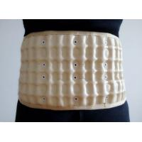 Quality medical Inflatable traction belt/ air inflation waist belt for spinal stenosis for sale