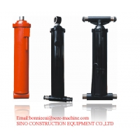 27SiMn 20 Ton Cylinders Hydraulic Dump Truck Spare Parts Manufactures