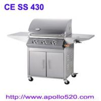 Gas Bbq Grill Free Stand Manufactures