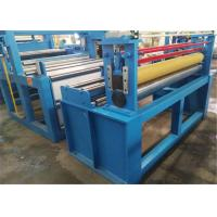 Automation Rolled Steel Rolled Slitting Line Galvanized Steel High Speed Manufactures