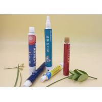 100% Recyclable Packaging Tubes, 20g Round Aluminium Collapsible Tubes