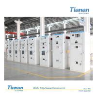 40.5KV 1250A XGNseries SF6 Insulated Metal - clad Switchgear With IP67 Manufactures