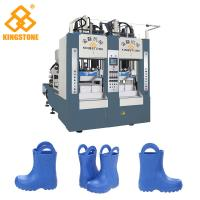 3.6*4.5*2.8m Short - Height Boot Making Machine 100-120 Pairs Per Hour Manufactures