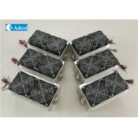 Machinery Cooling Thermoelectric Liquid Cooler , Thermoelectric Cooling Device Tec Liquid Cooler