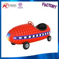 profitable indoor ride Corn kids rides with 4 wheels and flash light hot sale Manufactures