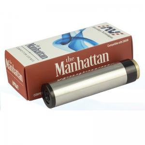Quality Manhattan mod mechanical mod ecig vape pen not original clone with 18650 battery for sale