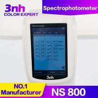 Chroma Meter Portable Color Measurement Equipment NS800 Optical Geometry 45/0 Color Tester