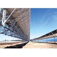 Parabolic Trough Solar Heating System Anodized Surface Treatment Thickness 0.5mm-15mm Manufactures
