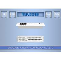 Compatible 8 Port Network Distribution Box 10 / 100M IEEE802.3 AF PoE Switch Manufactures