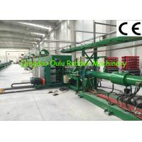 Chiller Nitrile Rubber Foam Board Production Line 1-12 Pipes Per Time Manufactures