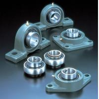 China Low Noise pillow blocks bearings / Insert Bearings Stainless Steel on sale