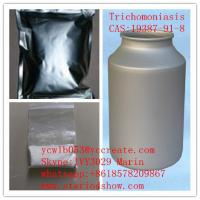 Cheap Pharmaceutical Raw Material 99% Tinidazole for Trichomoniasis CAS  19387-91-8 for sale