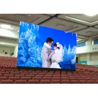 Cheap Indoor Rental LED Display For Stage / Theater for sale