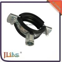 Cast Iron Clamps For Pipes , Cast Iron Pipe Clamps Spring Toggle Bolts Manufactures