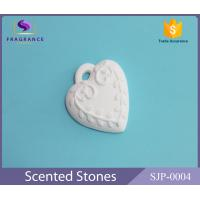 Cheap special hanging aroma stone scented aroma stone ceramic stone pendant for sale