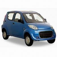 EEC-approved L7e Electric Car with 55km/h in Maximum Speed and 140kms in Running Distance Manufactures