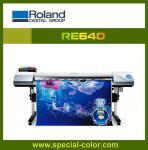 Original RE640 Roland Eco Solvent Printer 1.6meter Manufactures