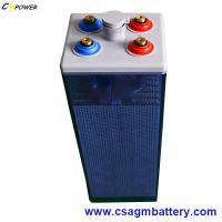 China Deep Cycle Flooded Lead Acid Solar Batteries 2V 800ah Opzs Battery on sale