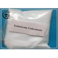 China Anabolic Testosterone Steroid Undecanoate Used for Testicular Dysfunction on sale