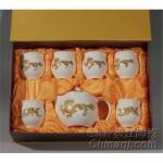 Kungfu tea set Manufactures
