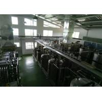 Bottled Package Beverages Pasteurized Coconut Dairy  Milk Processing Plant Manufactures