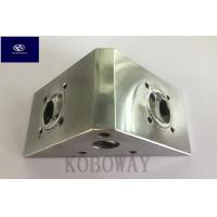 Hardware Industry Metal Machining Parts Prototype Machining Services High Strength Manufactures