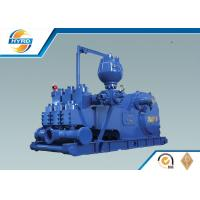 Cheap Iron F Series Drilling Mud Pumps , Oilfield Mud Pumps For Drilling Rigs for sale
