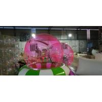 Children Size Inflatable Walk On Water Ball , Inflatable Hamster Ball Manufactures