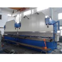 Two CNC Cnc Hydraulic Press Brake  320 Ton 7 M For Bending 14 Meters Workpiece Manufactures