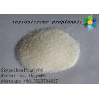 Quality Bodybuilding Supplements Testosterone Anabolic Steroid Test Propionate CAS 57-85-2 for sale