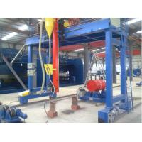 High Mast Gantry welding machine for large pipe / tube Manufactures