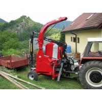 wood chipping and crushing machine-ORB-5050 Manufactures
