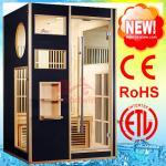 Far Infrared Sauna Room GW-2H7B Manufactures